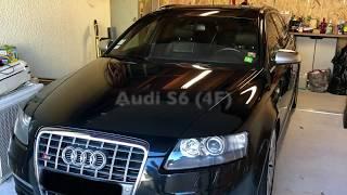 Audi S6 V10 (4F) - Mise à jour GPS MMI 2G High 2018 & Verrouillage sonore (bips) avec la clé