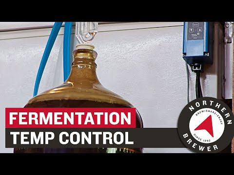 Fermentation Temperature Control Brewing TV
