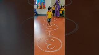 BORL PLAY SCHOOL ACTIVITY- Number identification