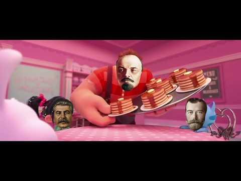 ☭ Wreck It Ralph 2 meme but it's the communist revolution ☭