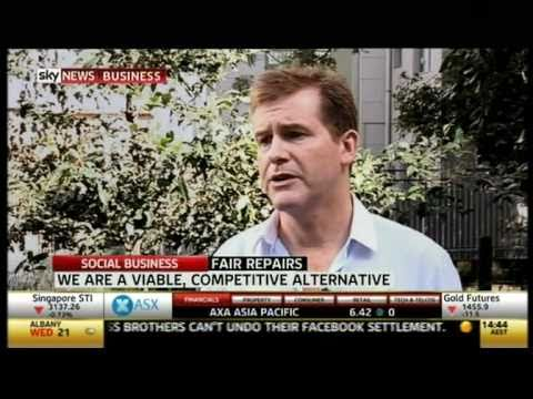 Social Business: Fair Repairs - Employment Opportunities for Long-Term Unemployed (Apr 2011)