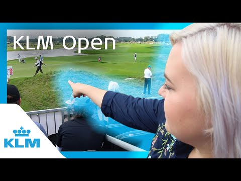 KLM Intern On A Mission - KLM Open Golf Tournament