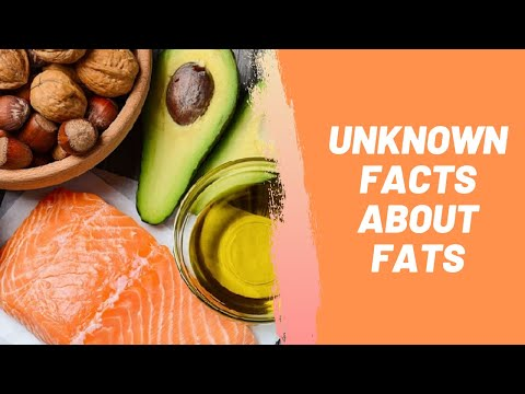 Unknown Facts About Fats