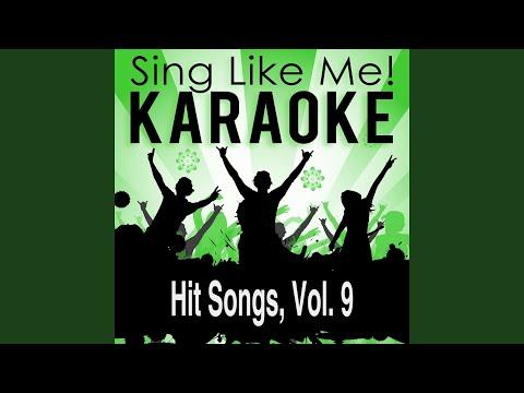 Betty (Karaoke Version) (Originally Performed By Brooke Fraser)