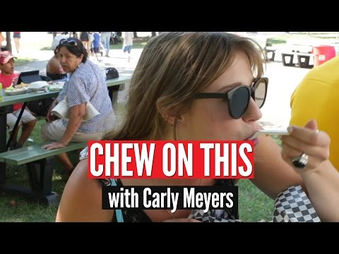 Chew On This with Carly Meyers