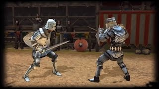 Knights Fight: Medieval Arena   Android Gameplay Hd