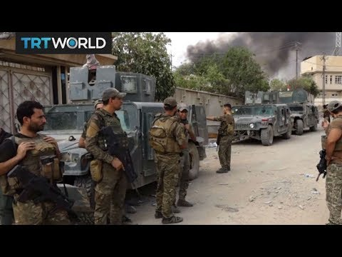The Fight for Mosul: Iraqi forces continue to battle Daesh in Mosul