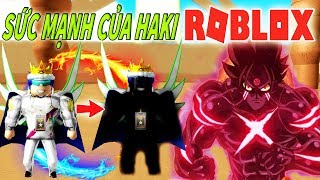 ROBLOX-TRACE RAYLEIGH TAKE HAKI ARMED AND OBSERVE HAKI-One Piece Pirates Wrath