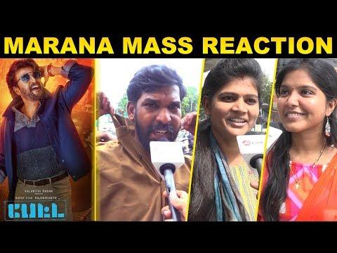 Mass, Sema Kuthu - Public Reaction For Petta Single Track | Rajinikanth | Anirudh | kalakkal cinema