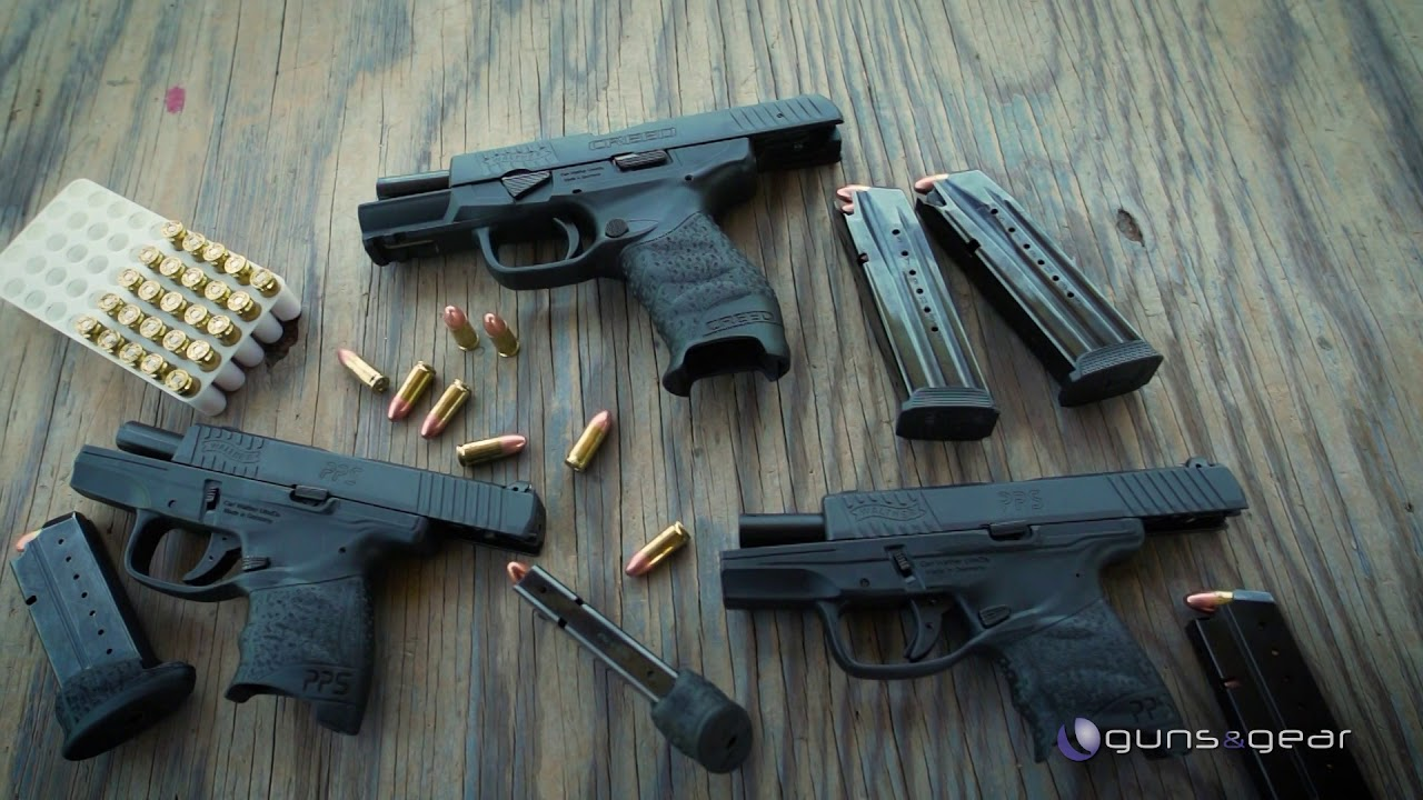 Walthers Creed And Pps M2 Handguns For The Perfect Fit Guns Gear