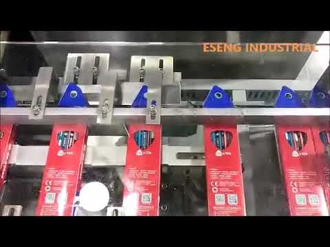 Pencil in box packing machine -upto 12 colors   stationery production machine