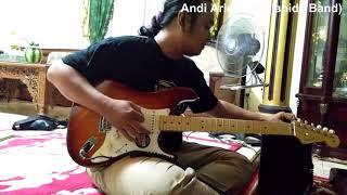Skill Gitar Tingkat Dewa by Andi Arief (X Shianida Band)