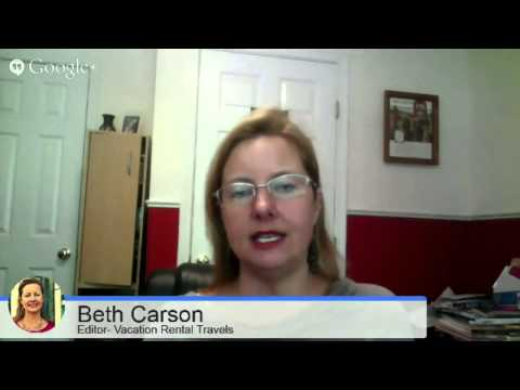 Beth Carson from Vacation Rental Travels