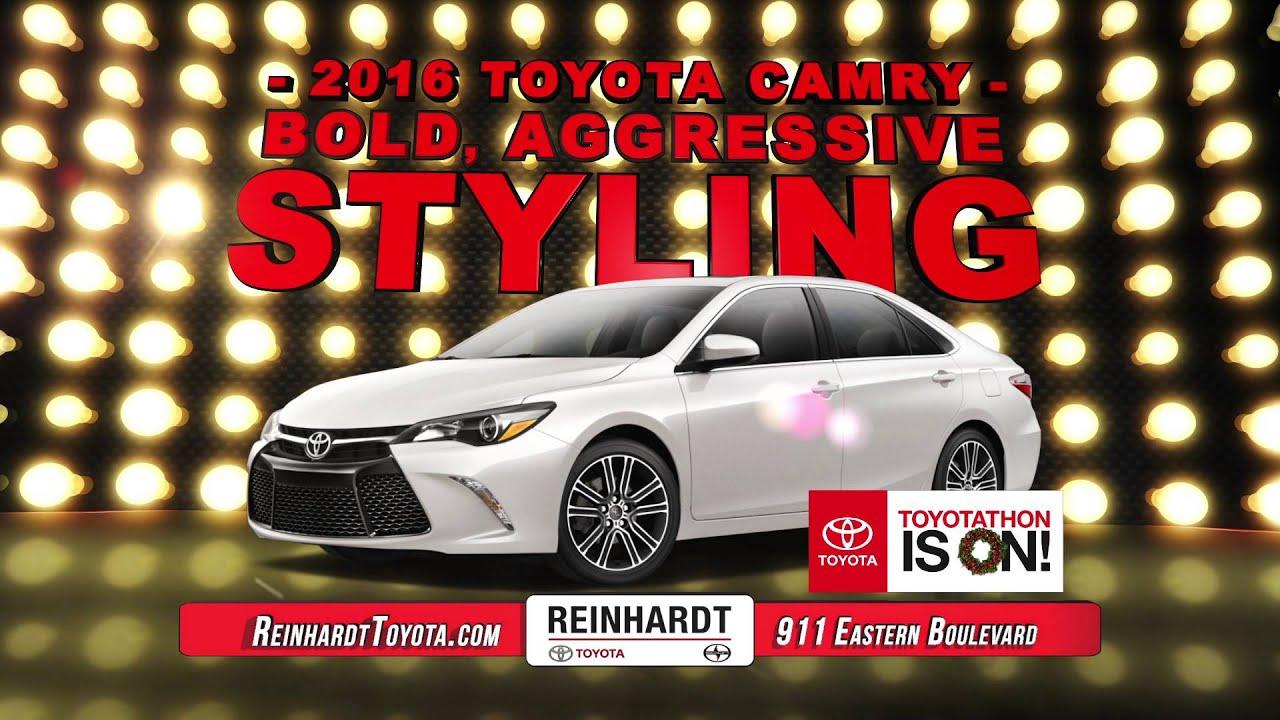 Toyotathon Sales Event   Montgomery, AL   Reinhardt Toyota