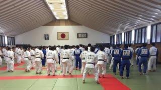 Judoka Frank de Wit traint op Papendal, maar ook in Japan