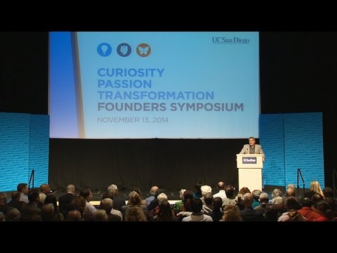 Understanding and Protecting the Planet Enriching Human Life - UC San Diego Founders Symposium 2014