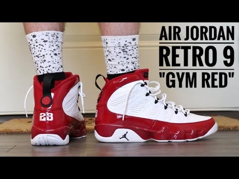 REVIEW AND ON FEET OF THE AIR JORDAN 9