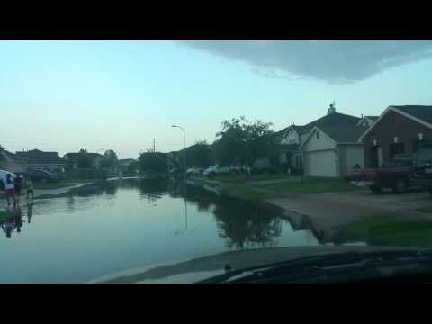 Tomball Texas Flood