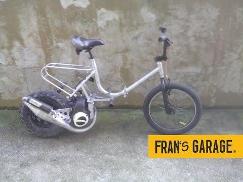 Bici Graziella A Motore (Motorized Bike)