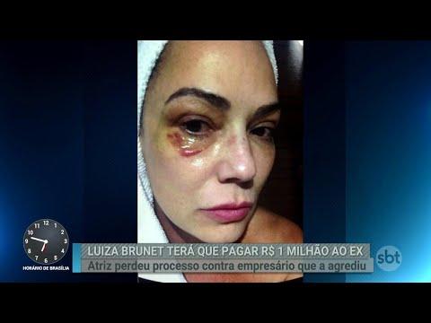 Luiza Brunet terá que pagar R$ 1 milhão ao ex-marido | Primeiro Impacto (31/05/18)