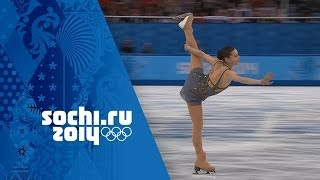 Sotnikova's Gold Medal Winning Performance - Ladies Figure Skating | Sochi 2014 Winter Olympics
