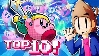 Top 10 BEST Kirby Powers!