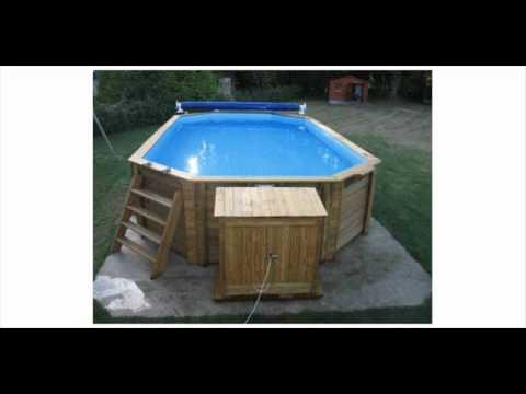 piscine bois kariba