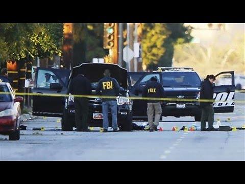 San Bernardino Shooting: Suspects Identified