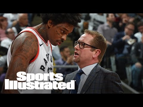 Nick Nurse Named Raptors Head Coach | SI WIRE | Sports Illustrated