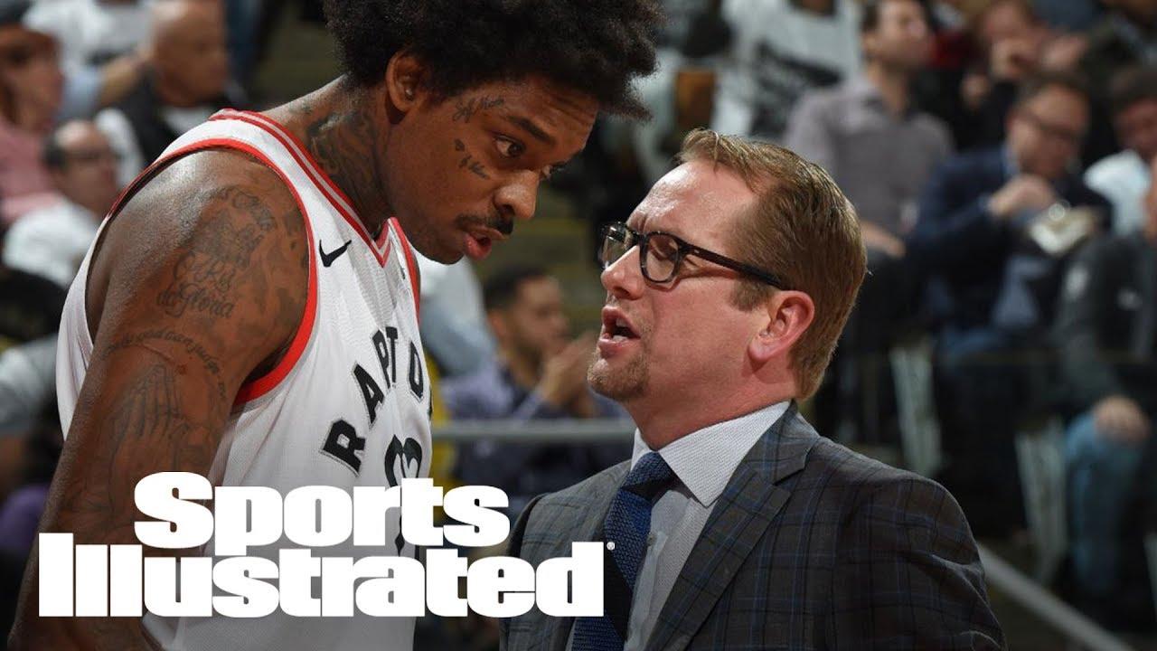 Nick Nurse Named Raptors Head Coach | SI WIRE | Sports Illustrated