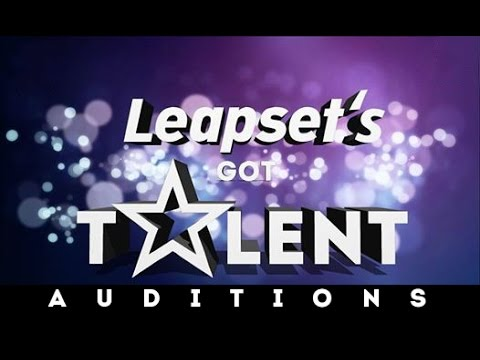 Leapset's Got Talent Auditions: Anjana and the Clan