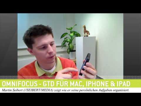 OmniFocus für Mac, iPhone und iPad Live-Session
