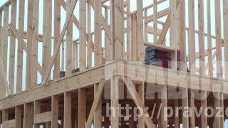 Строительство каркасного дома от фундамента до отделки. часть1. Введение