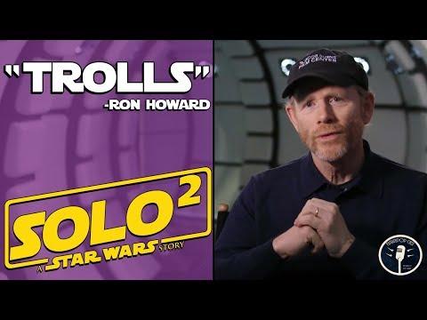 Ron Howard Blames Fans For Star Wars Failure
