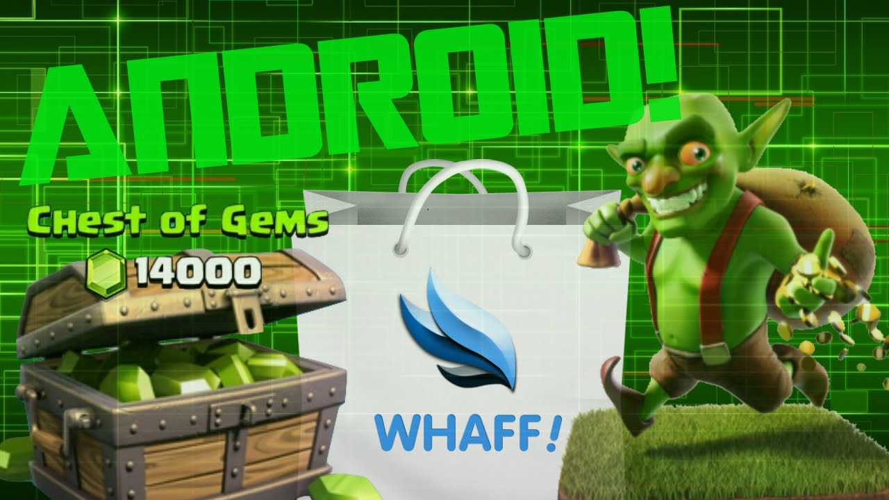 How To Get FREE Gems In Clash of Clans For Android Device! No  Root/Survey/Scam!