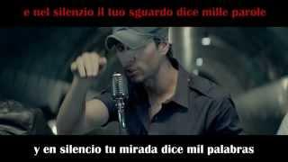 Download Enrique Iglesias - Bailando - Spanish and Italian Lyrics Mp3 and Videos