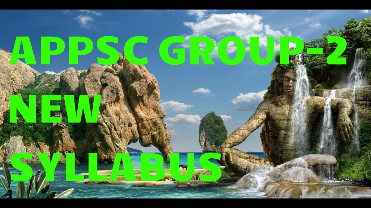 Group 2 Syllabus In Telugu Pdf