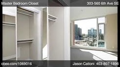 303-560 6th Ave SE Calgary AB T2G1K7 -Jason Cattoni- Sutton Group -Canwest