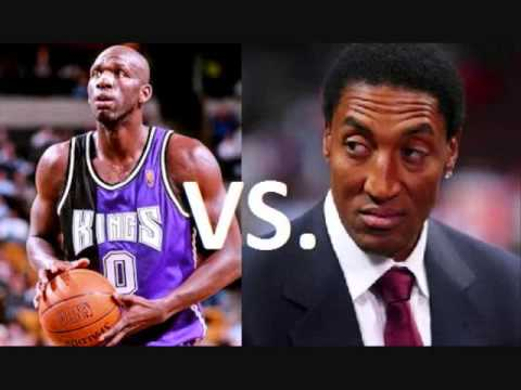 Pippen vs. Polynice. Seriously?