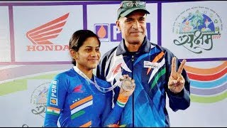 Video Aleena Reji indian best cyclist woman elite time trail 500M in national 2018 download MP3, 3GP, MP4, WEBM, AVI, FLV Juli 2018