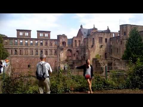 Heidelberg und Schwetzingen 2012