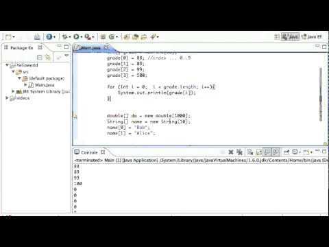 java-arrays-tutorial