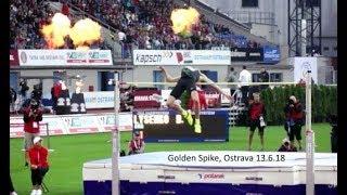 #slowmo 250fps   High Jump   Golden Spike   Ostrava 13.6.18   @ZlataTretra