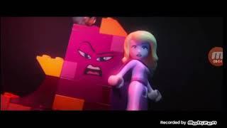 Бетмен и Многолика поют песню. Лего фильм 2 (2019)