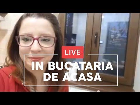 🔴 LIVE - La Camelia In Bucataria de Acasa cu Branza & Gossip