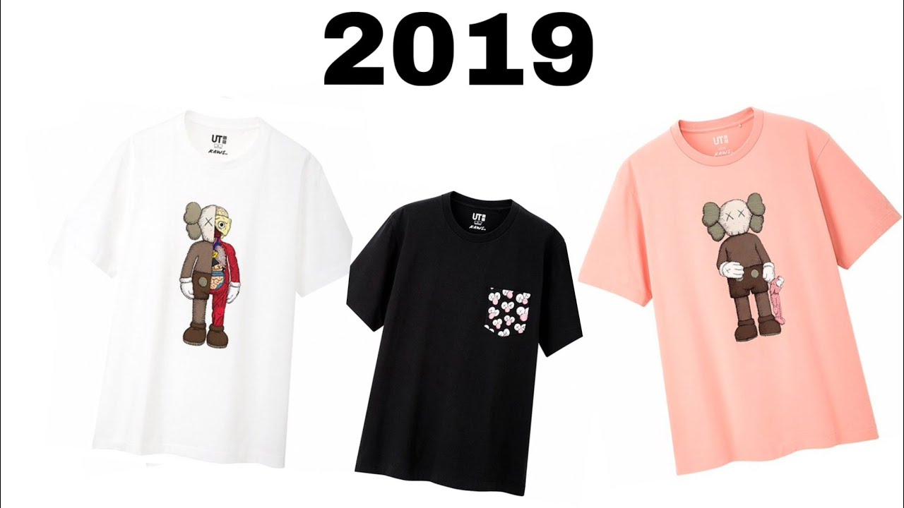Kaws X Uniqlo 2019 Official Release Date Youtube