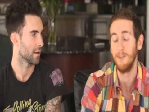 Adam Levine and Jesse Carmichael - Everyday