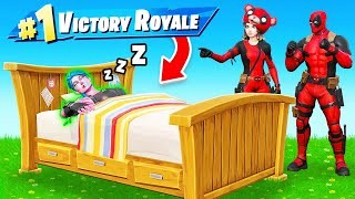 DESTROY The BED Game Mode (Fortnite)