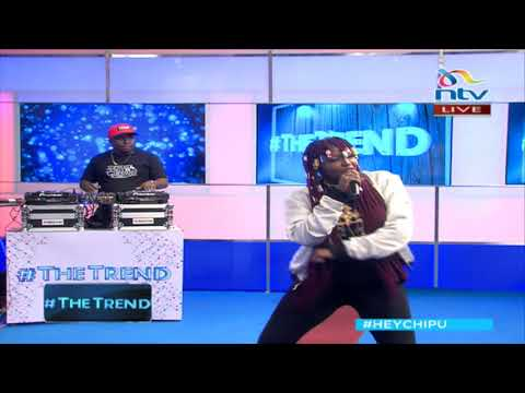 Muthoni Drummer Queen performs 'A million voice' #theTrend