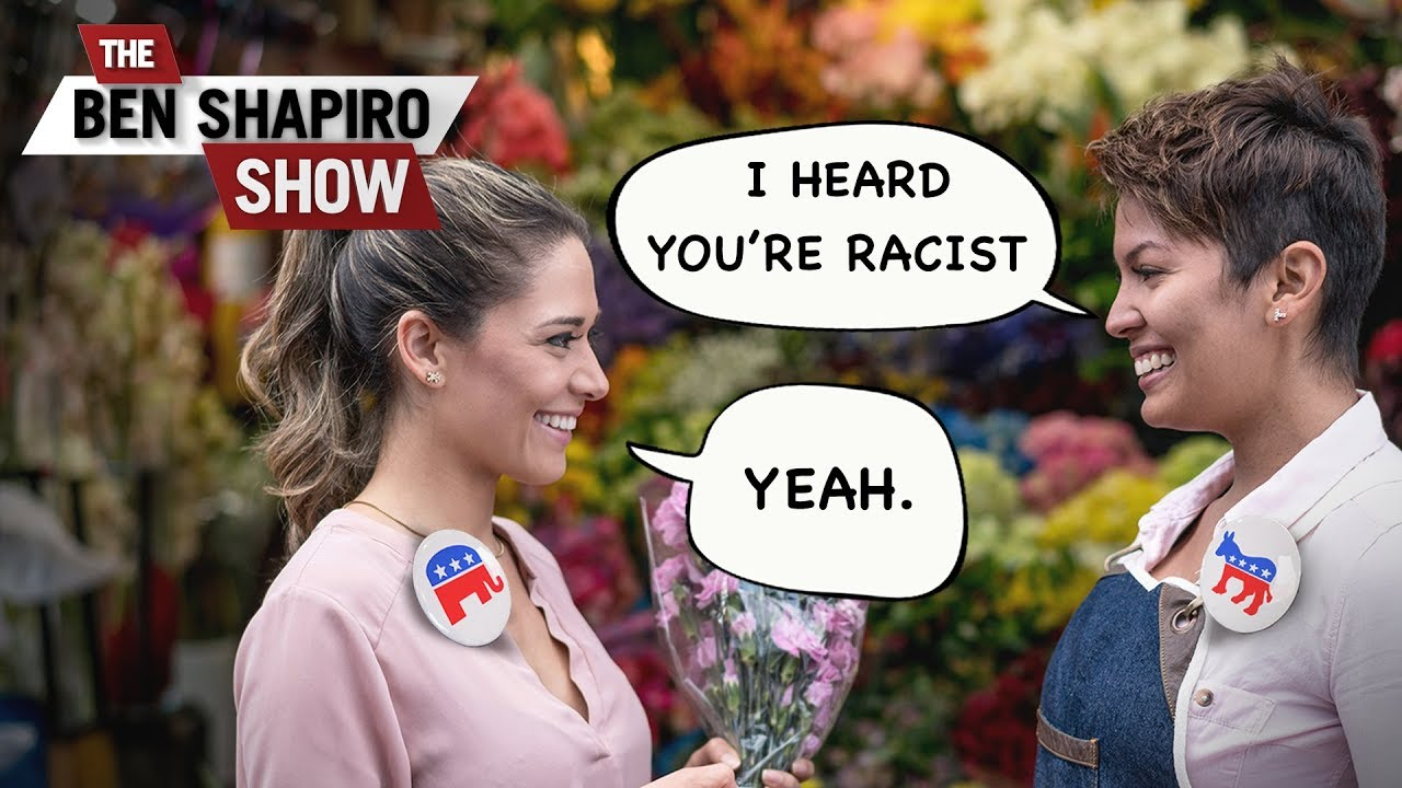 Is Everybody Conservative Racist?   The Ben Shapiro Show Ep. 696
